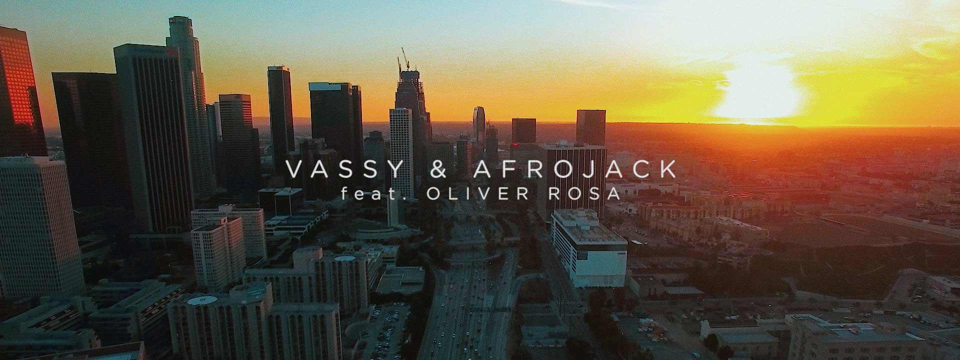 VASSY & Afrojack ft Oliver Rosa - Lost